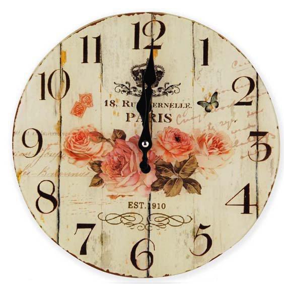 Laikrodis  21
