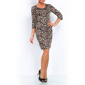 Sukneles su rastais nr.1 leopardo ruda