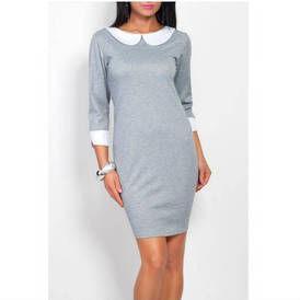 Klasikine suknele su apykakle v140 1