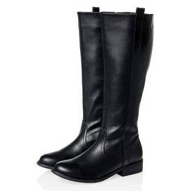 Hachiro damen stiefel 27273 col black