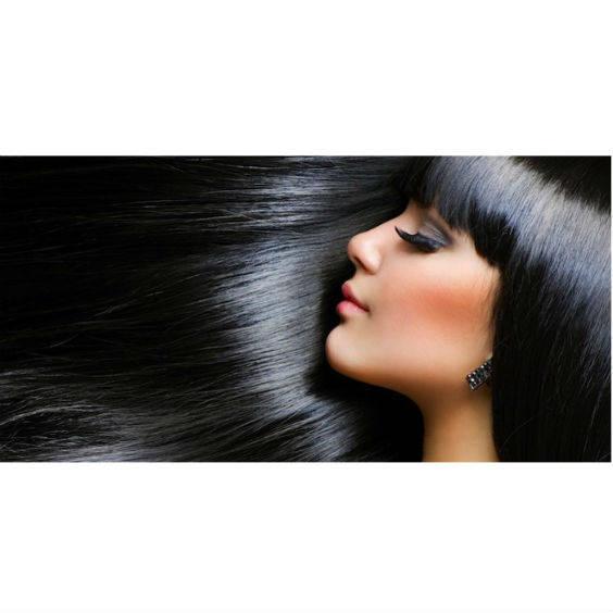 Bespalvis plaukų laminavimas