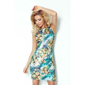 Klasikinė gėlėta suknelė